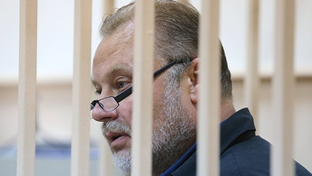 Суд надва месяца арестовал замглавы ФСИН РФ Олега Коршунова