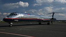 Самолёт украинской авиакомпании Хорс. Архивное фото