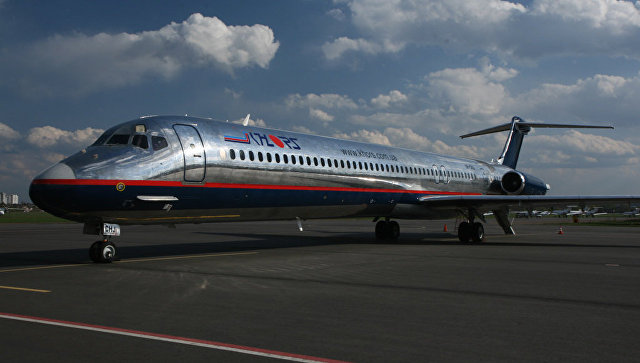 Зрада: США ввели санкции против украинских авиакомпаний