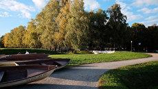 Парк усадьбы Кусково. Архивное фото