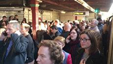 Взрыв в лондонском метро: первые минуты после ЧП и эвакуация пострадавших