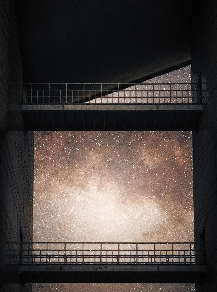 Снимок фотографа Хай Тон-Ю из Китая Passage to the Milky Way, победивший в категории Небесный свод в фотоконкурсе Insight Astronomy Photographer of the Year 2017