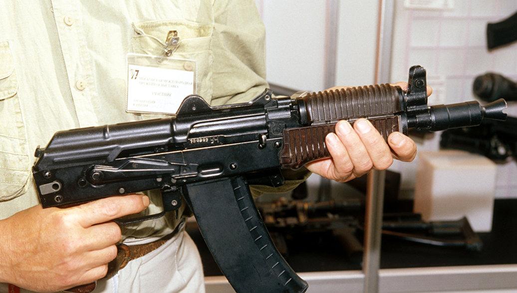 Ливан готов принять от России патроны для автоматов Калашникова