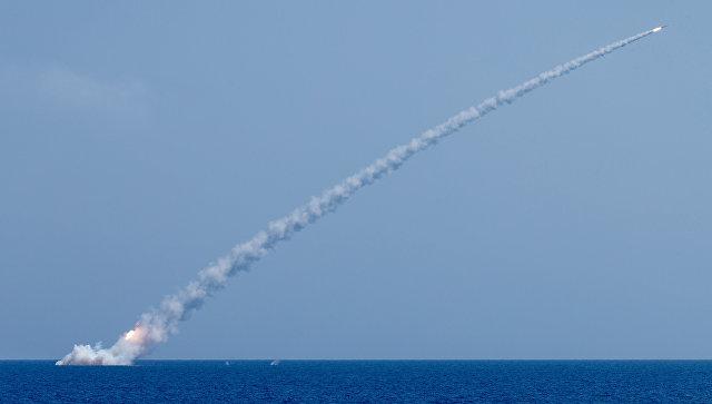 """""""Калибры"""" уничтожили объекты боевиков, пытавшихся захватить военных в Хаме"""