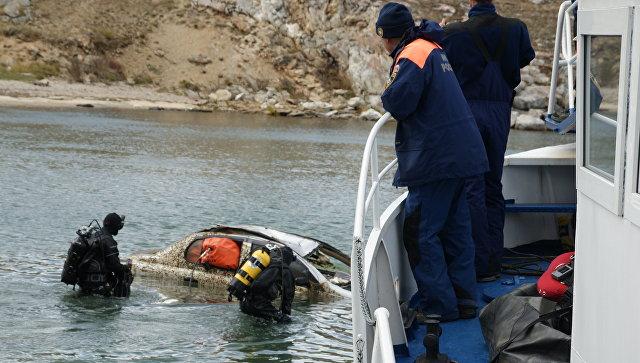 Водолазы подняли содна Байкала 92 автомобиля, вертолет исамолет