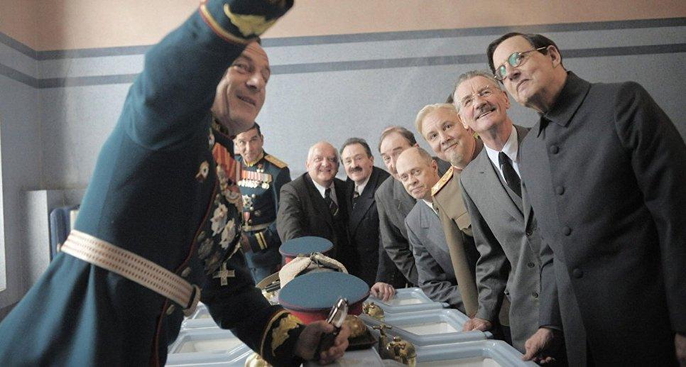 Кремль прокомментировал прокат комедии «Смерть Сталина»