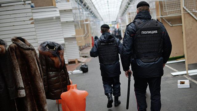 Нарынке «Садовод» в российской столице зарезали мужчину