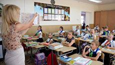 Конкурс «Уроки добра» стартовал по всей России. Архивное фото