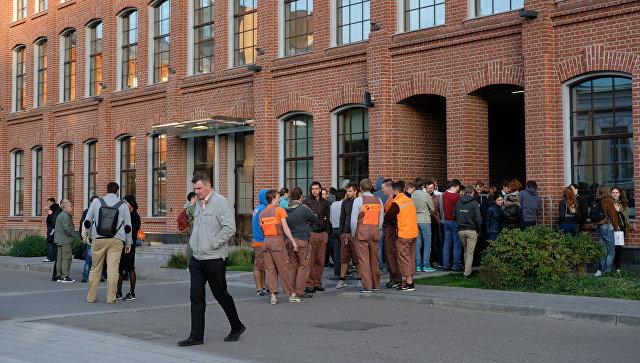 """Офис """"Яндекса"""" вернулся к нормальному режиму работы после эвакуации"""
