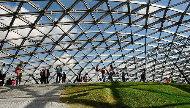 В парке Зарядье прочитают лекции по экологии и ландшафтному дизайну