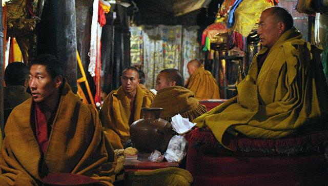 Тибетские монахи: может ли иностранец стать ламой