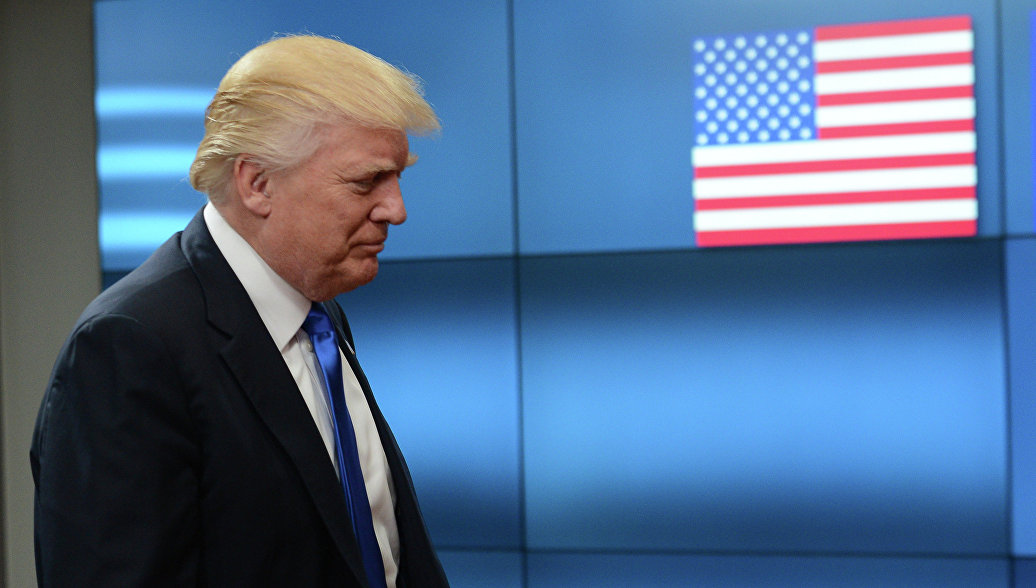 Трамп обсудил с Мэй, как помешать Ирану завладеть ядерным оружием