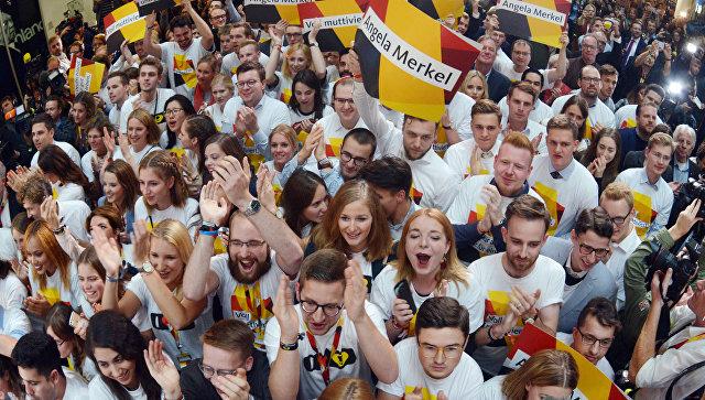 ХСС выиграла выборы в бундестаг в Баварии с исторически низким результатом