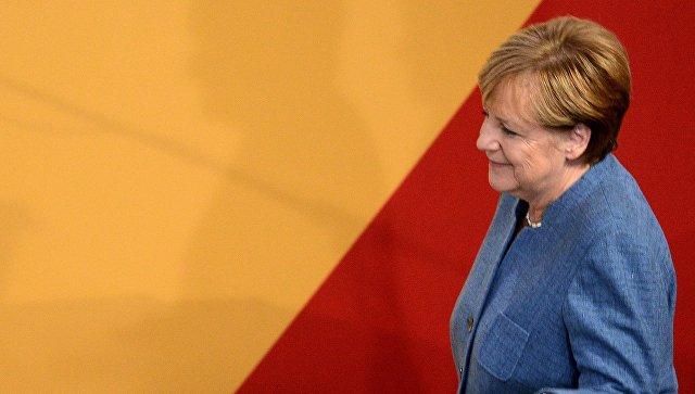 """""""Зеленые"""" исключили участие в правительстве меньшинства с блоком Меркель"""