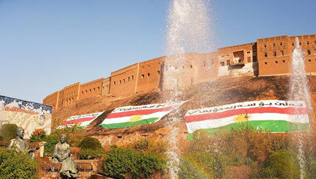 Иракский Курдистан готов к переговорам по статусу спорных территорий