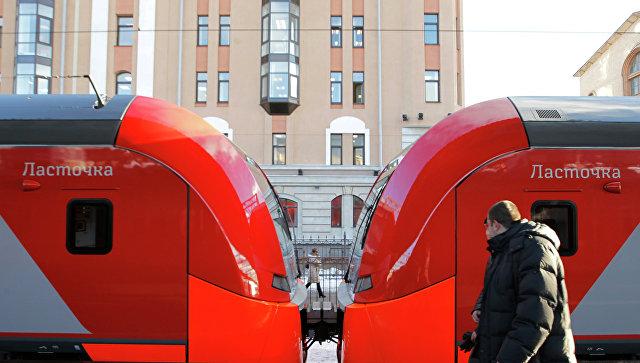 """Несколько поездов маршрута """"Москва - Крюково"""" продлят до Твери и Клина"""