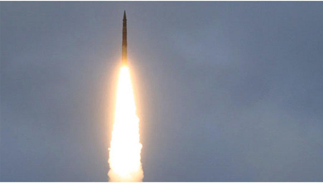 Российская Федерация проверила ракету «Тополь» с новым комплексом прорыва ПРО