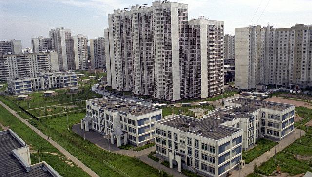 ВЮжном Бутове появится новый торгово-гостиничный комплекс