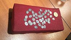 Монеты времен правления царей Василия Шуйского и Михаила Романова