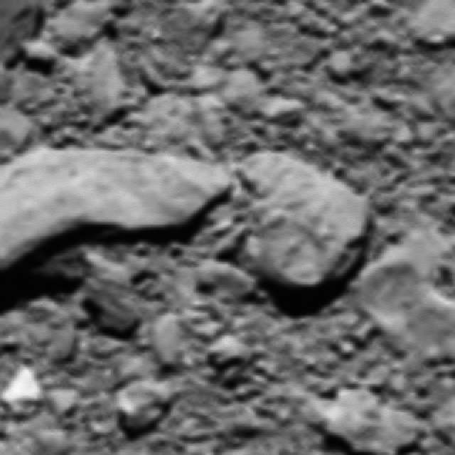 Обнаружена еще одна (самая последняя!) фотография кометы Чурюмова-Герасименко, сделанная «Розеттой»
