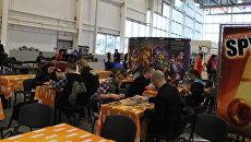 На выставке ИгроМир 2017 и фестивале Comic Con Russia 2017 в Москве