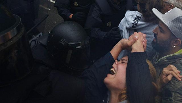 Милиция расследует смерть 3-х человек вБарселоне