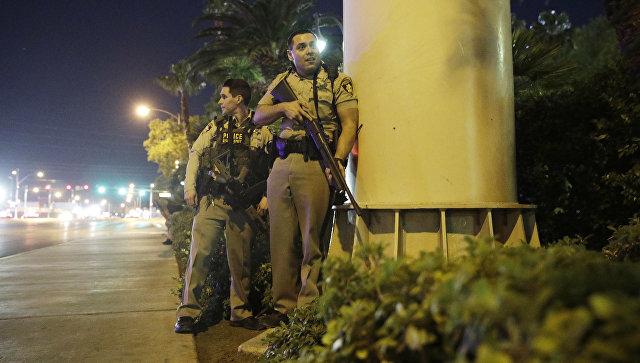 Милиция сообщила онейтрализации предполагаемого стрелка вЛас-Вегасе