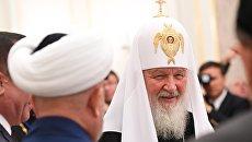 Визит патриарха Кирилла в Ташкентскую епархию