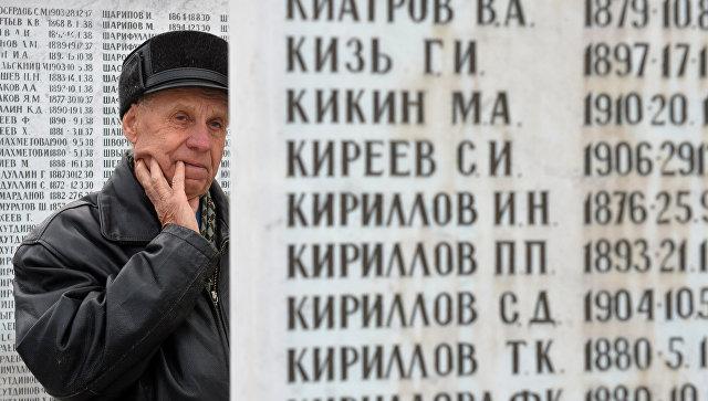 Каждый четвертый житель россии незнает осталинских репрессиях