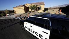 Полицейская машина в США. Архивное фото