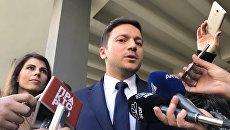 Адвокат гражданина России Александра Винника в Греции Илиас Спирлиадис