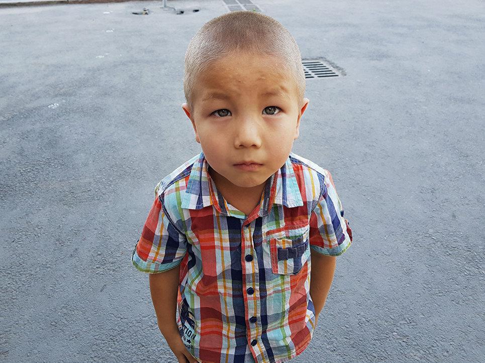 Чынгызбек Самудунов, 5 лет