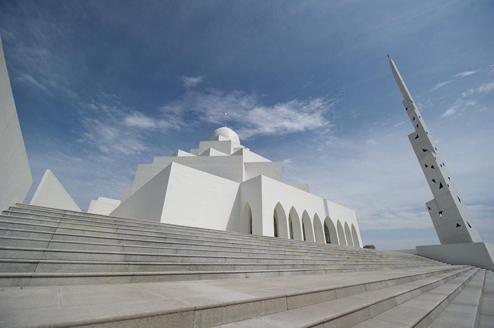 Мечеть в Ордосе