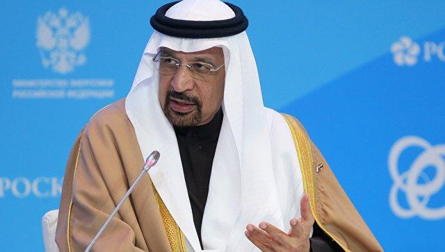 Спрос на нефть компенсирует рост сланцевой добычи в США, заявил аль-Фалих