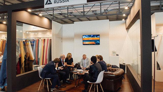 Кожевенные компании РФ заключили на выставке в Милане ряд контрактов