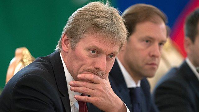 Песков переадресовал в правоохранительные органы вопрос о Багдасарян