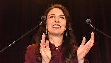 Лидер Лейбористской партии Новой Зеландии Джасинда Ардерн. Архивное фото