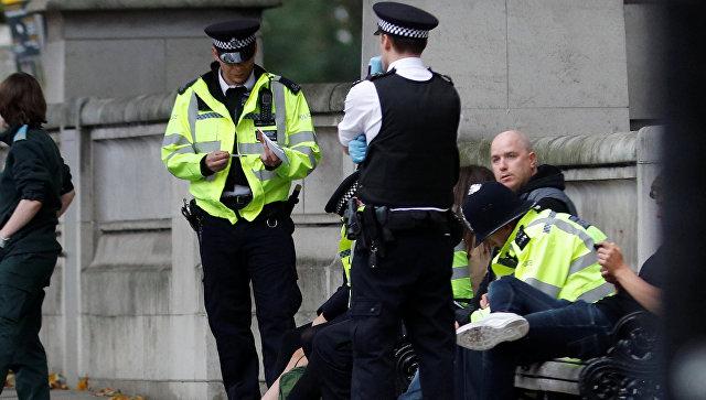 Заезд автомобиля втолпу небыл терактом— милиция Лондона