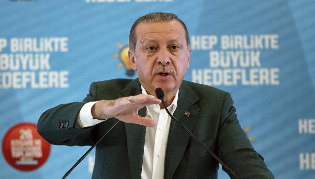 В США оставили в силе обвинения против охранников Эрдогана