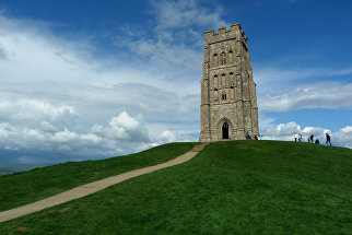 Башня Гластонбери, Великобритания