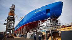 На строительство природоохранного флота Росприроднадзора выделят 3,1 млрд рублей