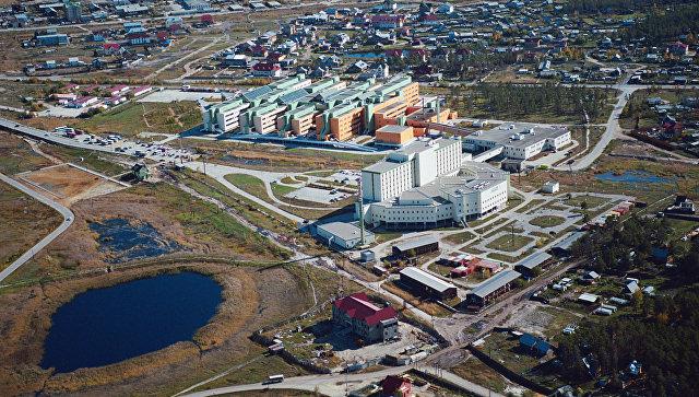 Панорама города Якутска