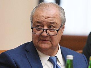 Министр иностранных дел Узбекистана Абдулазиз Камилов. Архивное фото