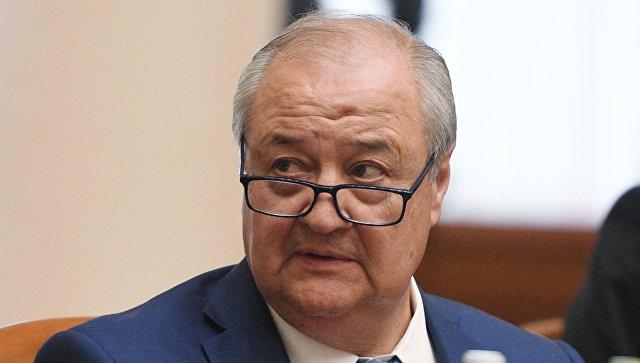 Патрушев обсудил сглавой МИД Узбекистана ситуацию вАфганистане