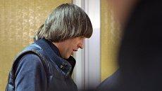 Криминальный авторитет Андрей Кочуйков известный под прозвищем Итальянец в Никулинском суде города Москвы