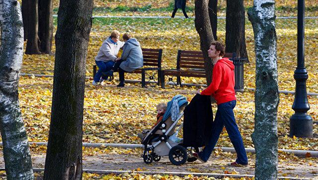 В столице России появятся 15 новых скверов ибульваров