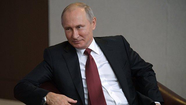 Стало известно опланах В. Путина принять участие втрехсторонней встрече вИране