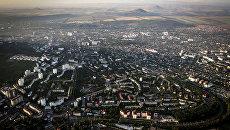 Первая аллея Организации Объединенных наций появилась в Пятигорске