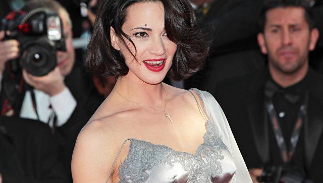 Итальянская актриса Азия Ардженто