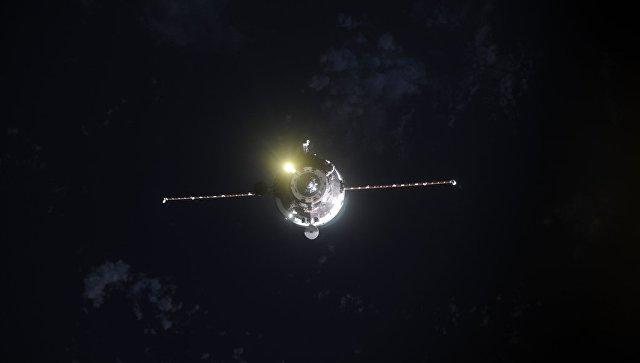 Космический грузовик Прогресс МС. Архивное фото